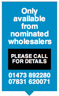 Only available from nominated wholesalers